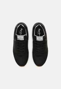 Pepe Jeans - ARCHIE - Sneakers laag - black - 5