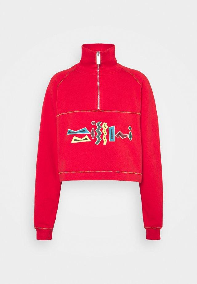 FELPA - Sweatshirt - red