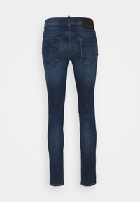 Antony Morato - GILMOUR SUPER SKINNY FIT IN POWER STRETCH - Jeans Tapered Fit - blue denim - 1