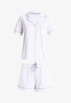 TOP BOXER PJ - Pyjama set - white