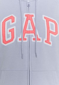 GAP - Zip-up hoodie - blue - 2