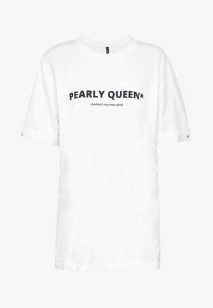 MINTIE - Print T-shirt - white