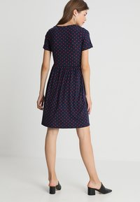 Envie de Fraise - LIMBO - Jersey dress - navy blue/red - 2