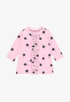 Jersey dress - pink mist