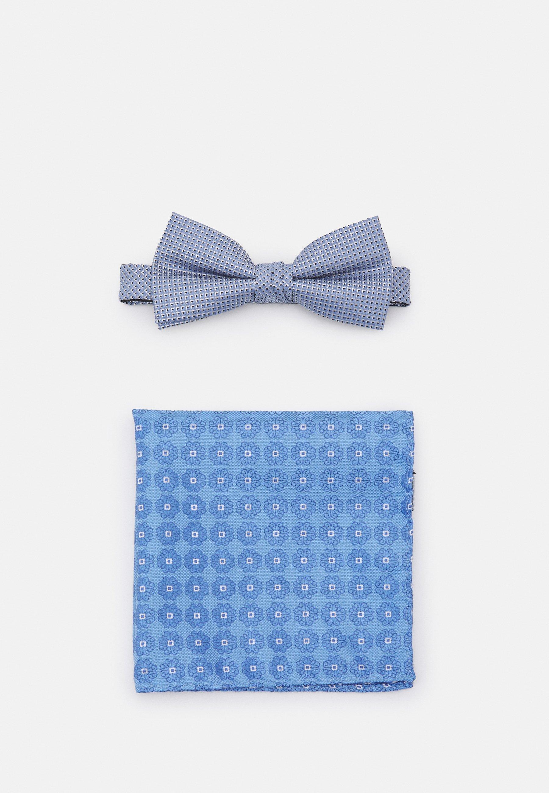 Uomo JACFLOWER BOWTIE BOX SET - Cravatta
