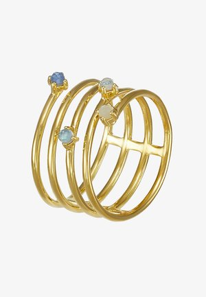 ULTRAMARINE - Ring - gold-coloured