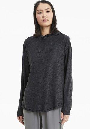 STUDIO - Sports shirt - dark gray heather