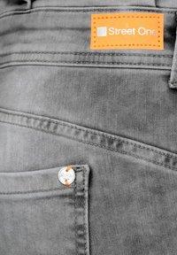 Street One - Slim fit jeans - grau - 4
