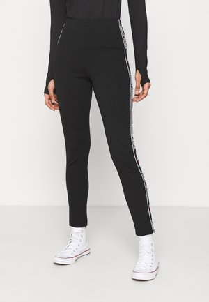 ESSENTIAL TAPE - Leggings - black
