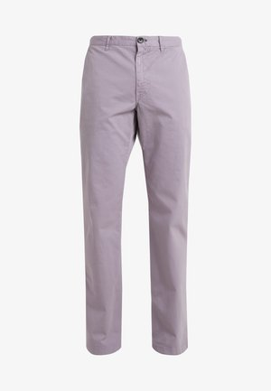Chinos - purple
