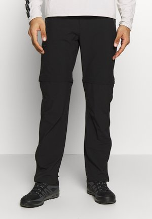 XERT  - Outdoorbroeken - black