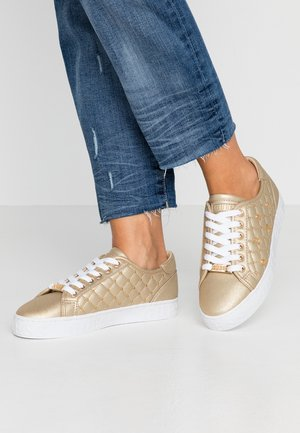 GLADISS - Sneakers laag - platin