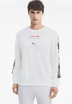 RED BULL RACING GRAPHIC - Felpa - white