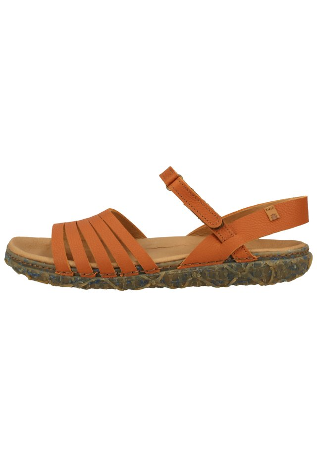 EL NATURALISTA SANDALEN - Sandals - toffee