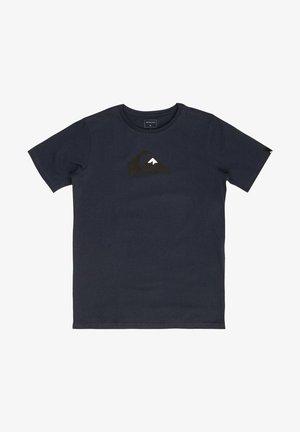 SCREEN TEE - T-shirt print - parisian night
