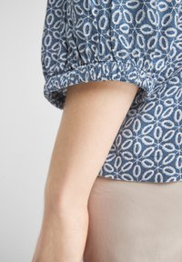 s.Oliver - Blouse - faded blue embroidery - 6