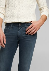 Esprit - Slim fit jeans - blue medium washed - 3