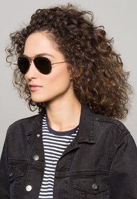 AVIATOR - Sunglasses - goldfarben