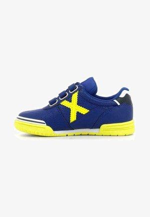 VCO PROFIT  - Zapatillas - azul y amarillo