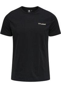 Hummel - HMLTORONTO  - T-shirts print - black - 12