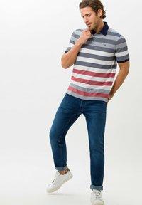 BRAX - STYLE PACO - Polo shirt - ocean - 1