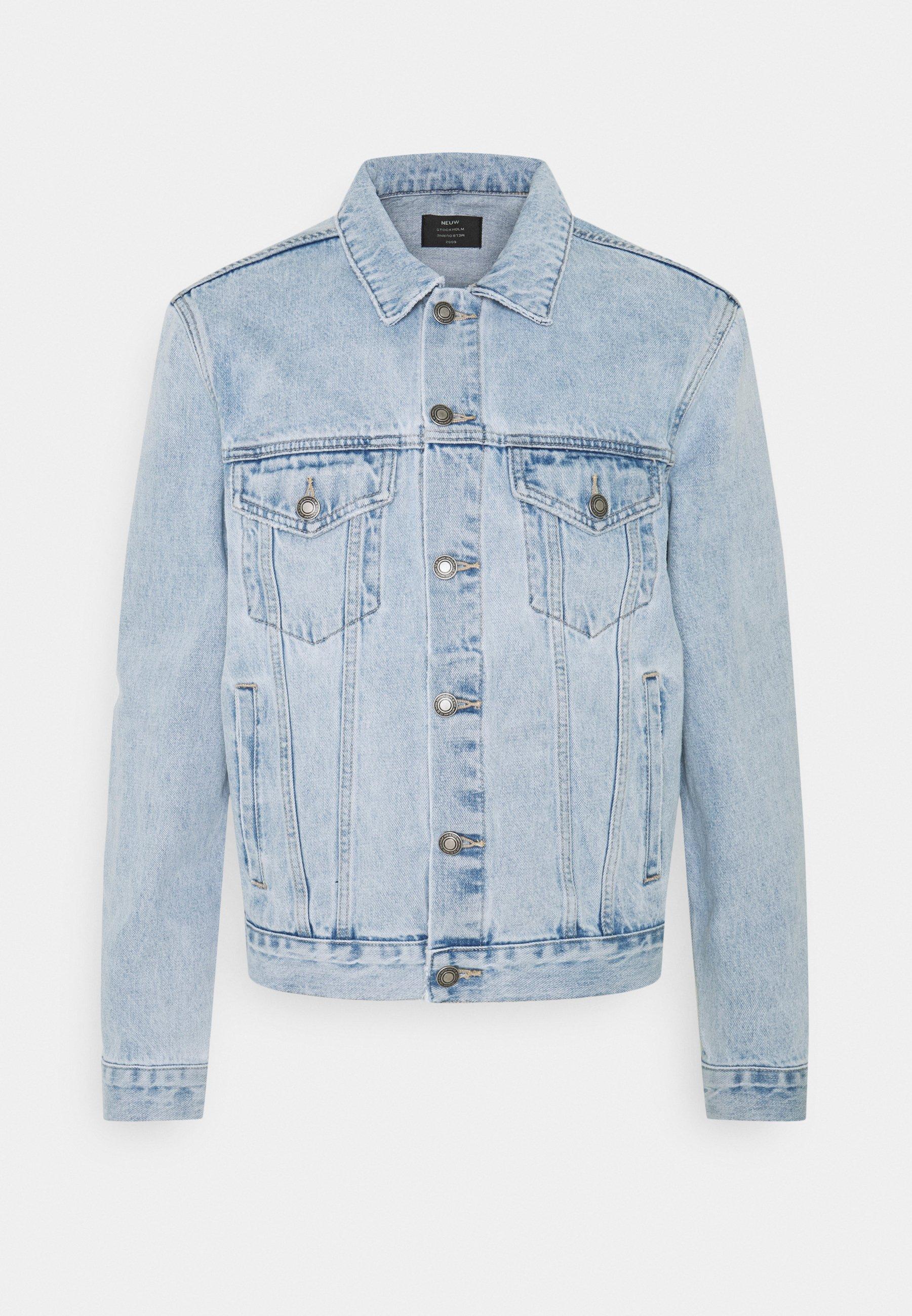 Men TYPE ONE JACKET - Denim jacket