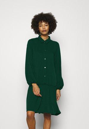 Oversized - Shirt dress - khaki