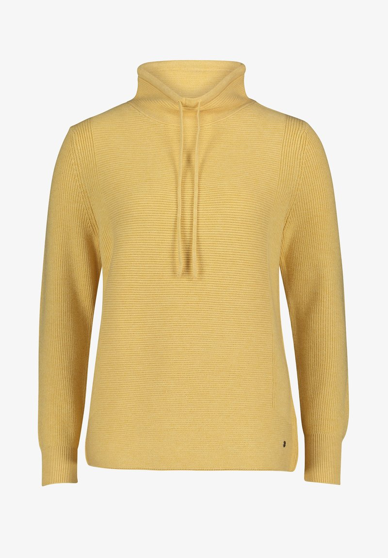 Betty & Co - Jumper - middle yellow melange
