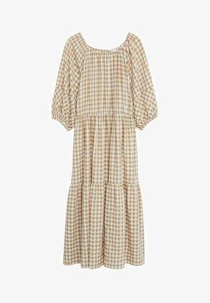 PICNIC - Day dress - beige