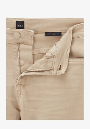 DELAWARE - Jeans Slim Fit - beige