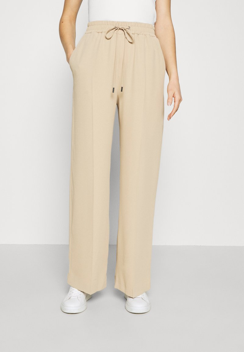 River Island - Trousers - camel