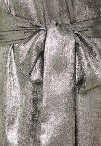 Twist & Tango - EDIE DRESS - Vestito elegante - silver metallic - 2