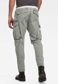 G-Star - DRONER  - Cargo trousers - lt orphus gd - 1
