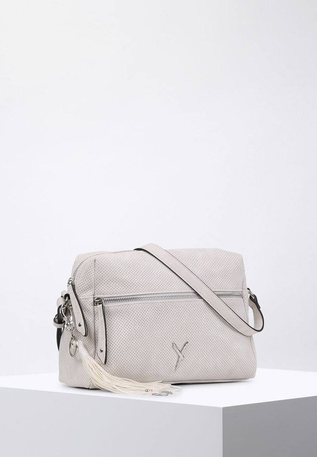 ROMY BASIC - Olkalaukku - mottled grey