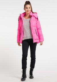 myMo - Winter jacket - pink - 1