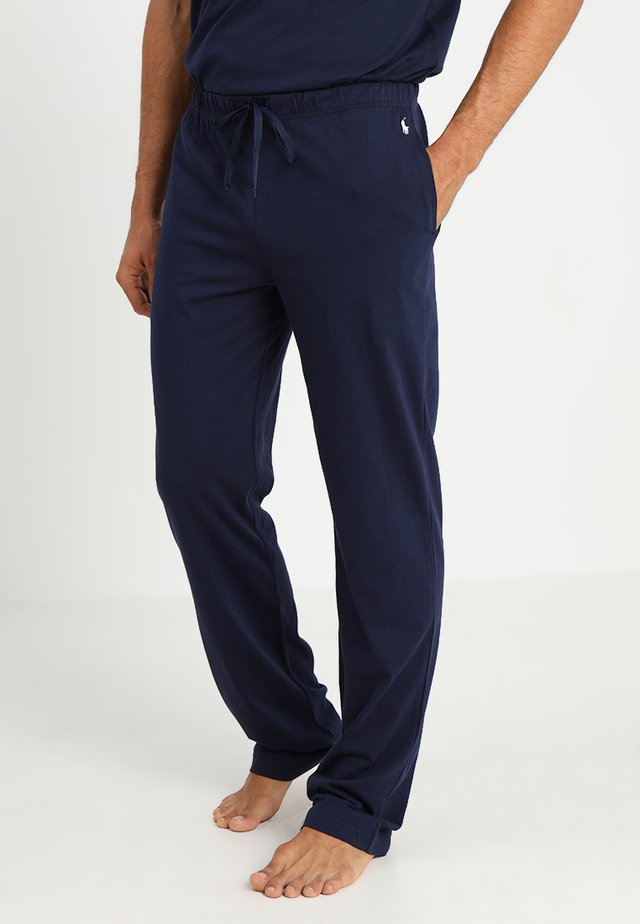 BOTTOM - Pyjamasbyxor - cruise navy