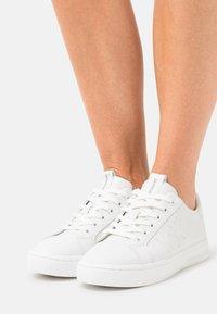 Calvin Klein Jeans - Sneakers laag - triple white - 0
