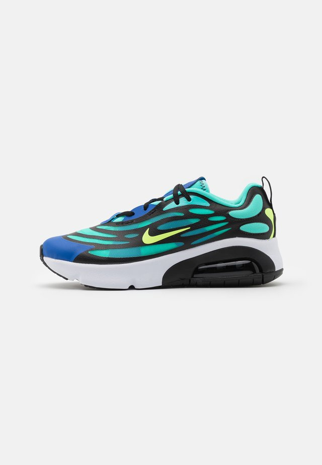 AIR MAX EXOSENSE - Sneakers laag - hyper turquoise/ghost green/game royal/black