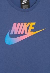 Nike Sportswear - DRESS FUTURA - Vestito di maglina - mystic navy - 4