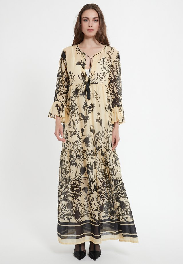 CARRA - Maxi-jurk - beige