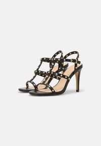 Cosmoparis - HILENIA - High heeled sandals - noir - 2