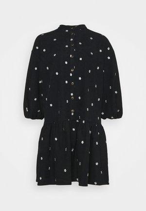 YASCALIA MIDI DRESS - Day dress - black