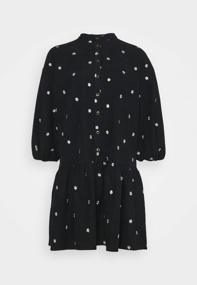 YAS - YASCALIA MIDI DRESS - Day dress - black