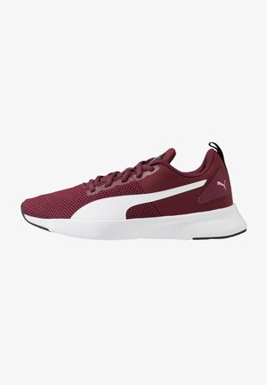 FLYER RUNNER  - Neutral running shoes - burgundy/white/pale pink
