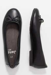 Jana - Ballet pumps - black - 3
