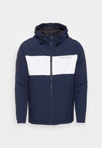JJWELLS LIGHT JACKET - Summer jacket - navy blazer