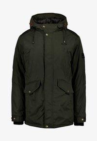 Winter coat - brunswick