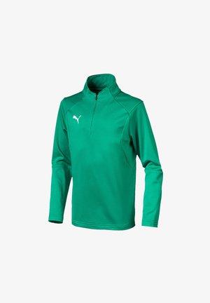 Sports shirt - gruenweiss