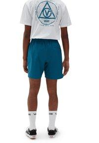 Vans - MN PRIMARY VOLLEY II - Shorts - moroccan blue - 1