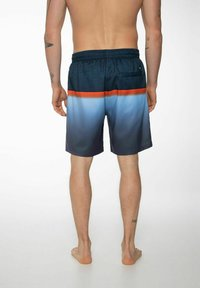 Protest - ERWIN - Swimming shorts - oxford blue - 2